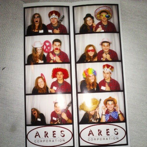 Ares Corporation. #photobooth #ares @bmartens  (at Red Lion)