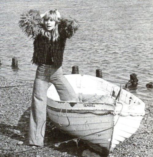 Jo Grant, queen of the best boots, pants, and crazy furs. Loved her as a companion.