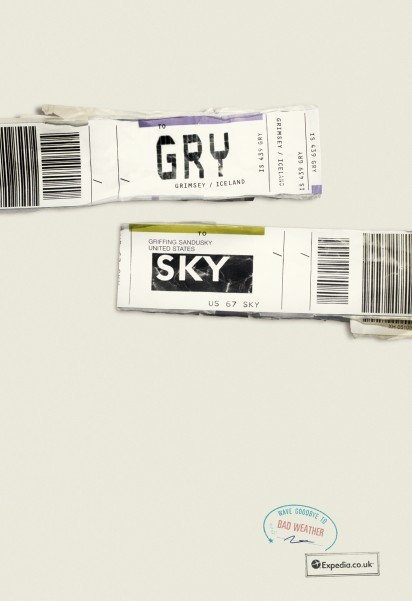 escapekit:  Expedia: Luggage Stickers