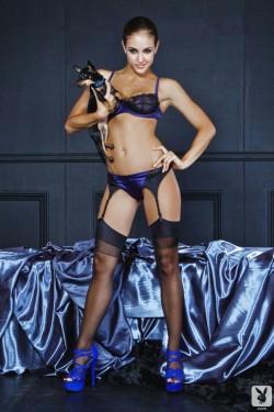 tijuanaboobs:  Jaclyn Swedberg - Silky Sensation for PlayboyPlus