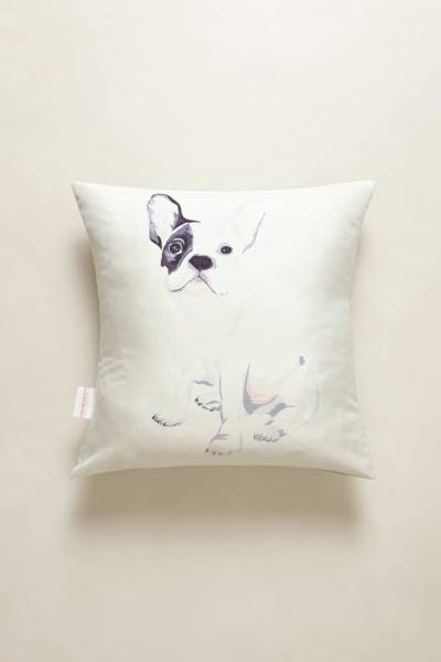 Ollie Pup Pillow @ Anthropologie