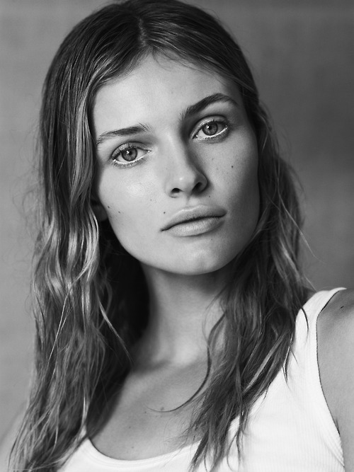 Edita Vilkeviciute by Ben Weller, Twin