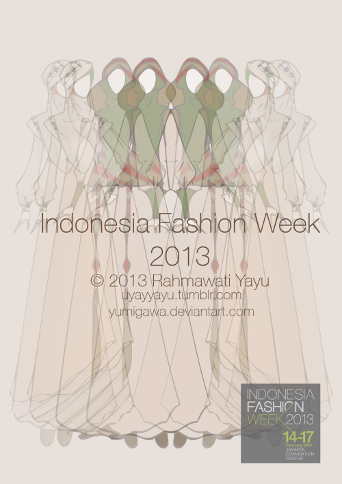 Design for Rabbani ,Fashion Parade Infinitely Covered, Indonesia Fashion Week 2013 Fashion Show Video —-> http://www.youtube.com/watch?v=ZAuxqdrfHRQ