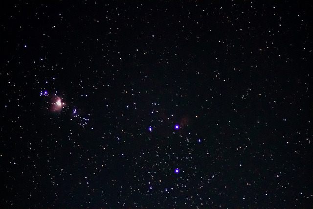 Orion's Sword by Momentary-Lapse on Flickr.