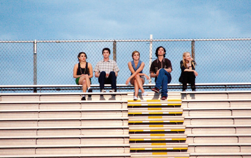 cinemagreats:  The Perks of Being a Wallflower (2012) - Directed by Stephen Chbosky