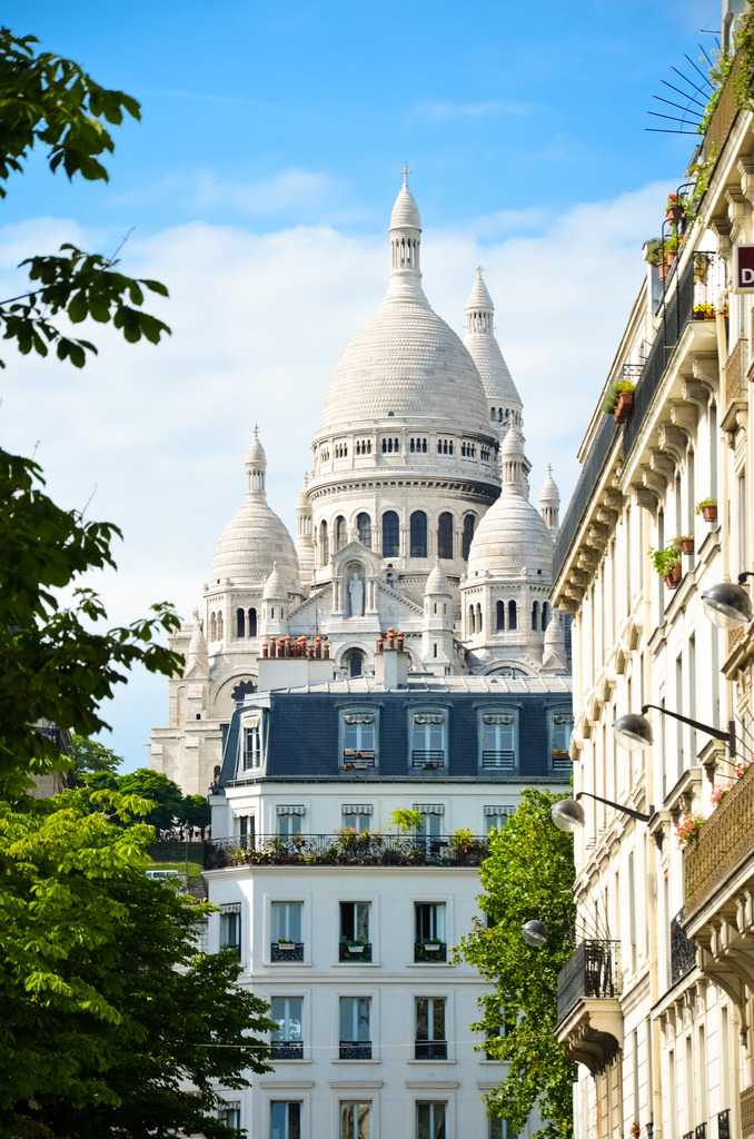 vacilandoelmundo:  Paris, France   Love this
