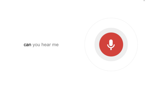 thisistheverge:  Google's latest voice search features now available in Chrome It's all about voice