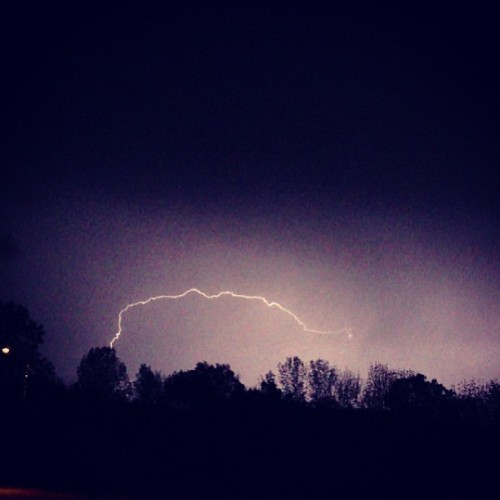 iPhones surprise me. #lightning #captured #stoked #dumbfounded #iphone5 #wisconsin