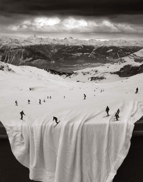 Surrealistic Photography by Thomas Barbey