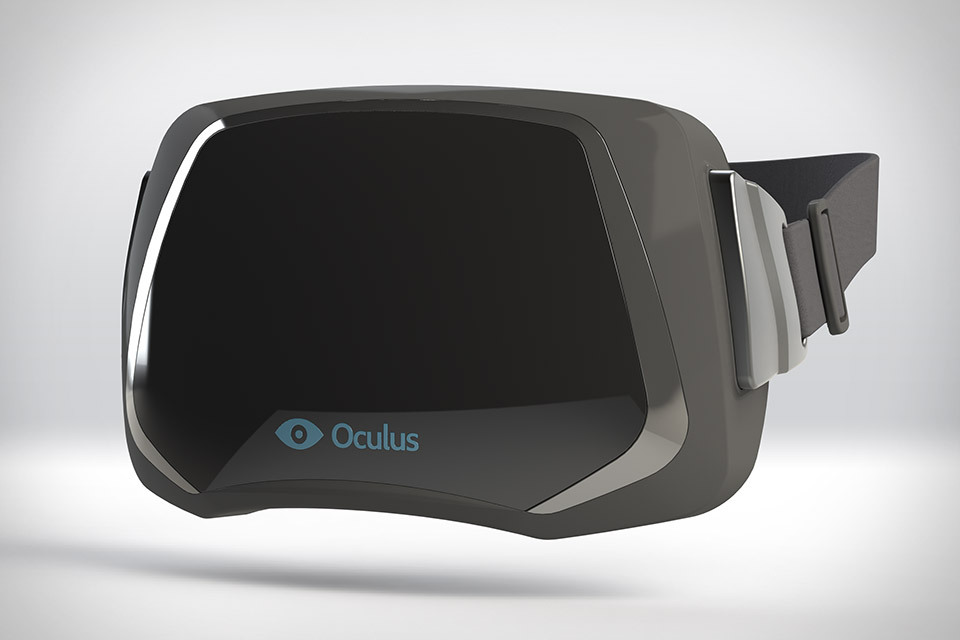 Oculus Rift Gaming Headset