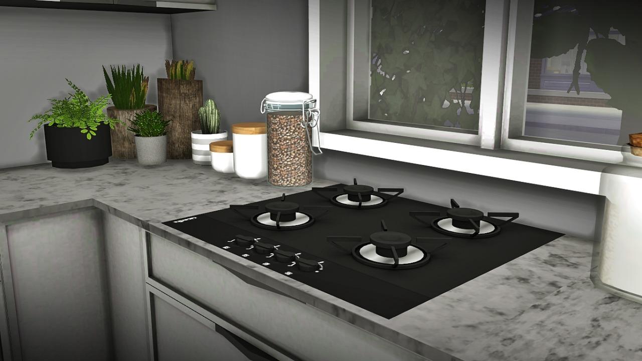 Sims  Cc Kitchen Sets