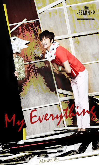 He is my everything   ♥