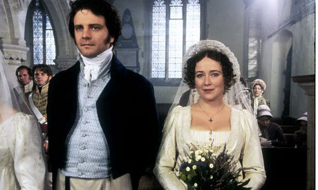 thenarcissii:  Pride and Prejudice, BBC 1995 TV version starring Jennifer Ehle and Colin Firth