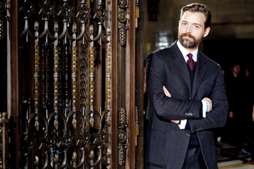 iqfashion:  Patrick Grant