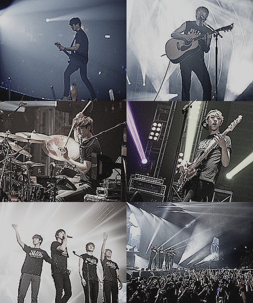 CNBLUE - Blue Moon in Hongkong