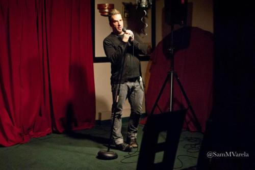 Greg Behrendt @ Comedy Palace by Sam Varela [SF90s]