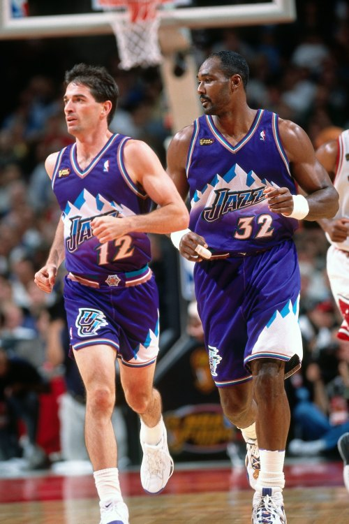 The Steve Nash and Amare Stoudemire of the 90s.