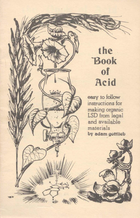 Adam Gottlieb - The Book of Acid, 1975 via Internet Archive