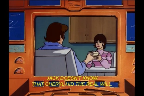 peachpancakes:  the autobots were watching their soaps and got disappointed when they got interrupted I shit you not this is a real show.
