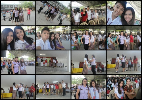 Recognition Day :D Top 1 and Most Responsible <3