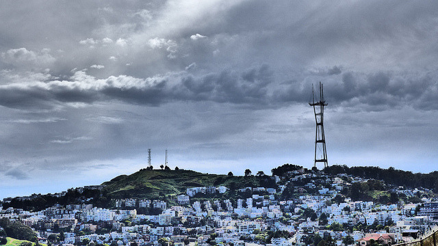 Sutro Tower on Flickr.