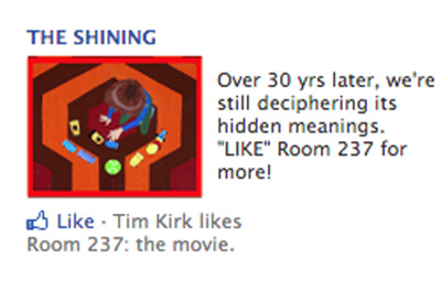 Facebook knows what I likes :)