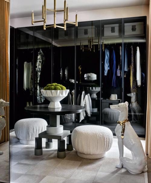 #dressing room#black#design#interior design#decor#home decor