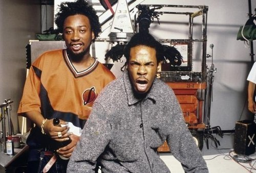 haustenstreet:  Busta Rhymes & ODB Freestyling In 1994 (Video)  For the run up to the release of his new project The Piecemaker 3: Return Of The 50 MCs on July…  View Post  you're welcome.