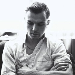 memyselfandhappiness:   Theo Hutchcraft on Instagram