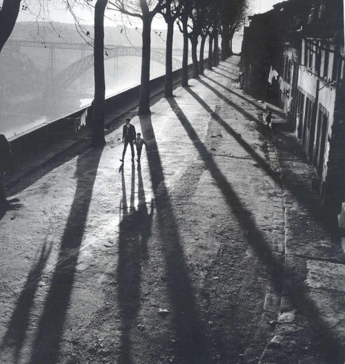 "Jorge Henriques [Sunday Morning] Domingo de Manhã, Porto, Portugal, 1950-1970 From the Book ""Domingo de Manhã"", de Jorge Henriques"