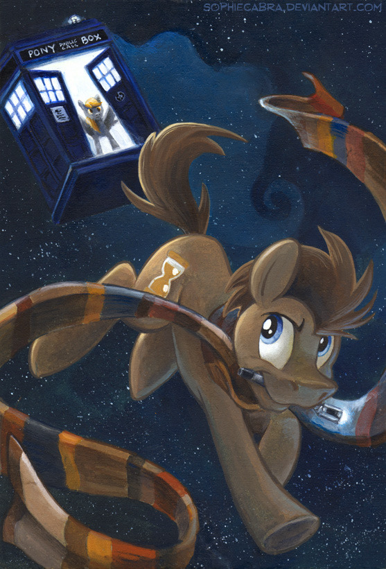 The Doctor by *sophiecabra