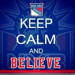 #nyr #bleedblue #rangers #goal #richards #nash #yeahboys