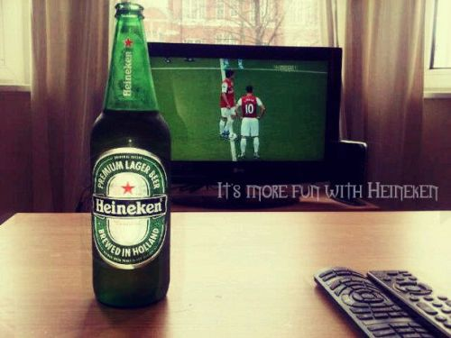 It's more fun with Heineken