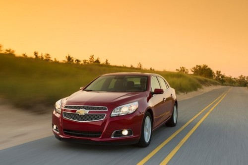Chevrolet giving its latest Malibu a face lift next year—ahead of schedule—in response to unflattering reviews