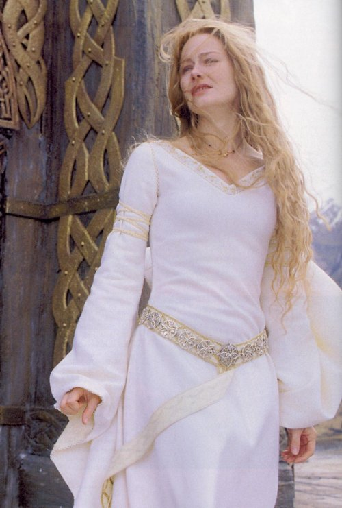 suicideblonde:  Miranda Otto as Eowyn in Lord of the Rings