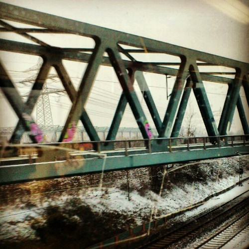 #bridge #winter #train #trainstation #instalike #likestagram #instathings #thingstagram #instamood #moodstagram #instalove #lovestagram #instatag #tagstagram #instavote #votestagram #instabeautiful #instaweb #webstagram #instasweet #sweetstagram #instatalk #talkstagram #instarain #instagood #goodstagram #all_shots #followerpower #fabshots #f4f #kik #k4k #kikme #kik4life #nature #pictureoftheday #pictures #paradise