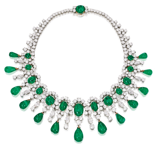 Necklace Bulgari, 1959 Sotheby's