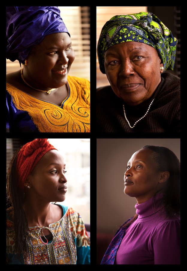 dynamicafrica:  Four African Women Who Are Changing the Face of Coffee  These four women are at the forefront of change, empowering other women in the coffee industry (clockwise from top left): Angele Ciza, Fatima Aziz Faraji, Immy Kamarade and Mbula Musau.  (read more)  ayekoo