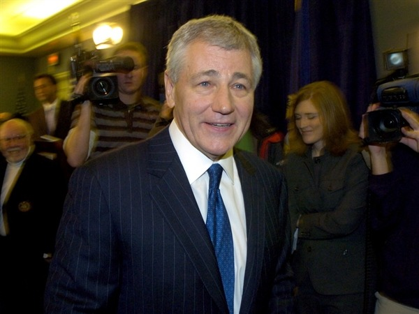 Hagel likely to be nominated for Defense Secretary next week (Photo: Dave Kaup / Reuters) Multiple sources on Capitol Hill and in key special-interest groups involved in national security issues say they have been told to be prepared for a Chuck Hagel nomination for Defense Secretary, either as early as Monday or perhaps more likely Tuesday of next week. Read the complete story.