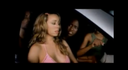 DID Y'ALL KNOW DENOSH FROM MAKING THE BAND IS IN MARIAH'S 'HEARTBREAKER (REMIX)' VIDEO?!