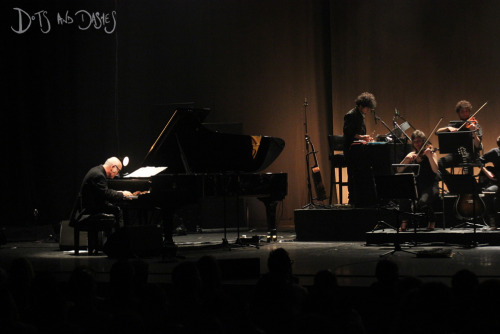 'In his own quiet and quite idiosyncratic way, Ludovico will be the Einaudi to live on in our hearts and minds, although most pertinently in our ears for that longer while yet and I think mine are still ringing slightly from the blissful rapture which greets tonight's climax. It's one traditionally reserved for rock shows, though rarely do even they pertain to such resonant, and with that revitalising an aesthetic as that of this evening. Bravo, Ludovico. Bravo.' Dots & Dashes review the second of seven 2013 Barbican Centre dates from modern-day master, Ludovico Einaudi.