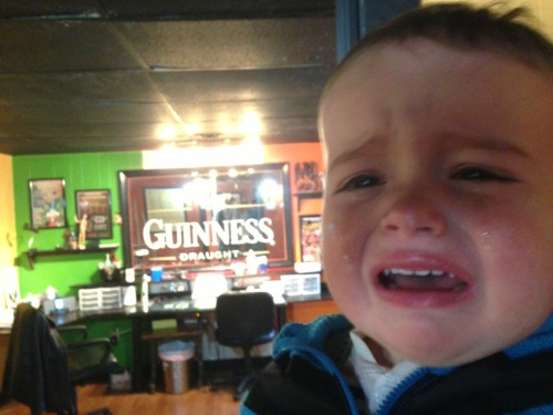 reasonsmysoniscrying:  I wouldn't let him get a tattoo.