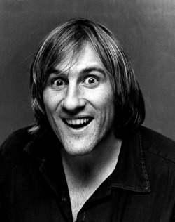 oldfilmsflicker:  Happy Birthday Gérard Xavier Marcel Depardieu (born 27 December 1948)