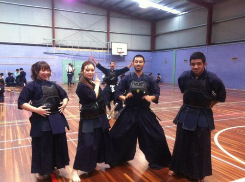 Kendo camp @ Apollo Bay