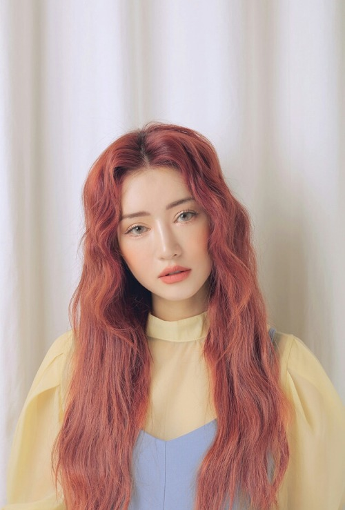 Asian Hair Dye Tumblr - Korean hairstyle on tumblr