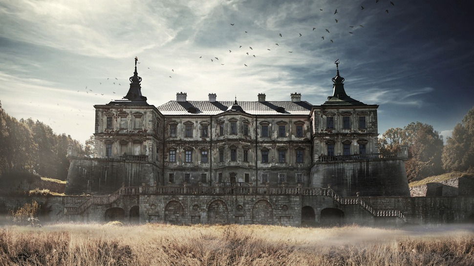 abandonedography:  9 of the Most Fascinating Abandoned Mansions from Around the World   TAKE ME HERE