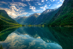 Oldedalen, Stryn, Norway | by Bergen64