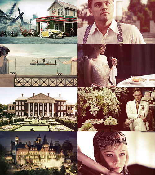 graphicsuggestions:  The Great Gatsby