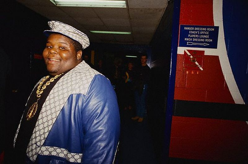 "Darren ""Big Buff Love The Human Beatbox"" Robinson (June 10, 1967 – December 10, 1995)"