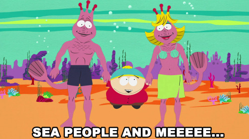 southparkdigital:  Watch it here: http://cart.mn/SeaPeople